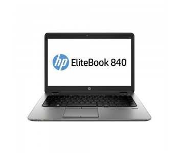 Refurbished HP Laptop EliteBook 840 G2 14'' i7 5th Gen/8GB/240SSD/FullHD